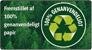Avery Fremstillet af 100% genbrugspapir