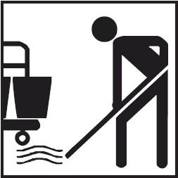 Kan anvendes til manuel gulvvaskning