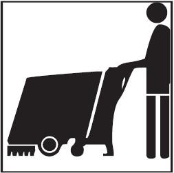 Kan anvendes til gulvvaskemaskiner